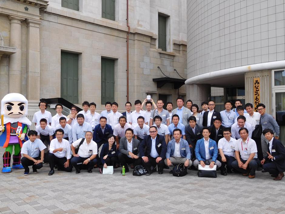 2016年6月 福井・小浜・敦賀・3YEG交流会