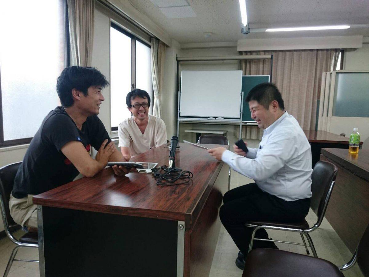 第3回 敦賀商工会議所青年部のラジオ