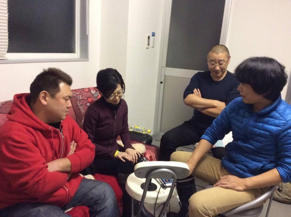 第9回 敦賀商工会議所青年部のラジオ
